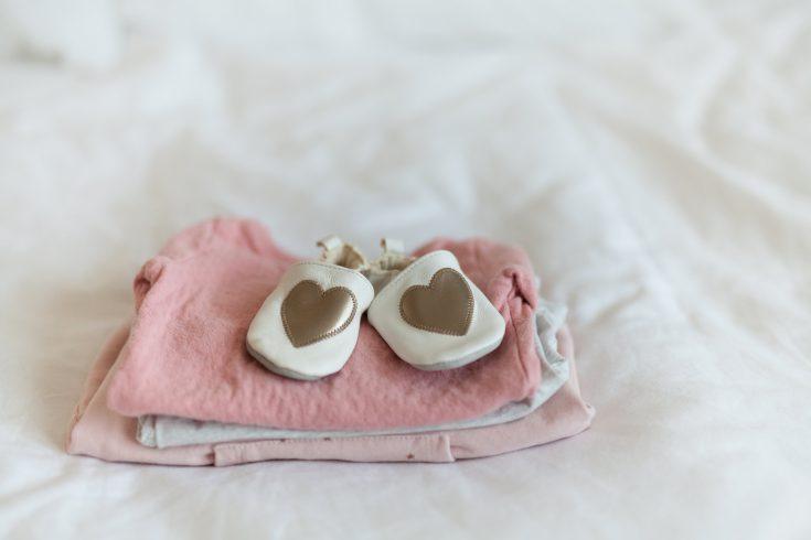 buciki prezenty dla noworodków