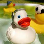 kaczki do kąpieli